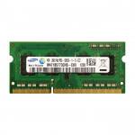 SAMSUNG 1x 2GB DDR3-1600 SODIMM PC3-12800S