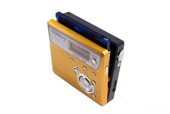Sony Net MD Walkman MZ-N505 Type-R Minidisc Recorder